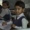 Eine Schule an der Grenze Indiens